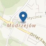 """Przedszkole """"Pajacyk"""" w Zespole Szkolno-Przedszkolnym """"Modrzejów"""" w Sosnowcu na mapie"""