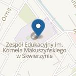 """Przedszkole Integracyjne """"Gromadka Misia Uszatka"""" na mapie"""