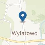 Przedszkole w Wylatowie na mapie