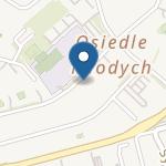 """Miejskie Przedszkole Integracyjne nr 16 """"Słoneczko"""" w Świdnicy na mapie"""