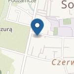 Miejskie Przedszkole nr 1 w Sochaczewie na mapie