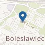 Miejskie Przedszkole Publiczne nr 4 w Bolesławcu na mapie
