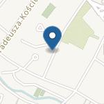 """Niepubliczne Przedszkole Promujące Zdrowie """"Szóstka"""" w Dzierżoniowie na mapie"""
