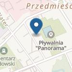 """Akademia Przedszkolaka """"Smyk"""" na mapie"""