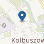 Przedszkole Publiczne nr 1 w Kolbuszowej na mapie