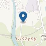 """Niepubliczne Przedszkole """"Wesołe Maczki"""" w Olszynach na mapie"""