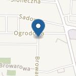 Przedszkole Miejskie nr 1 im. Marii Konopnickiej w Żninie na mapie