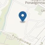 Przedszkole nr 5 w Sulechowie na mapie