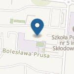 Przedszkole Publiczne nr 12 w Zgorzelcu na mapie