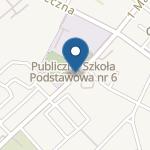 Przedszkole Publiczne nr 10 na mapie