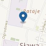 """Przedszkole Niepubliczne """"Bajka"""" w Sławie na mapie"""