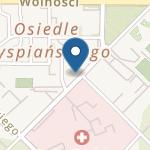 Miejskie Przedszkole nr 3 na mapie