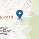 Miejskie Przedszkole nr 5 w Knurowie na mapie