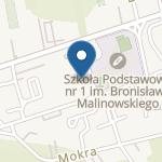 Gminne Przedszkole Publicznenr 2 im. Wandy Chotomskiej w Woli na mapie