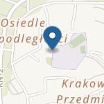 Miejskie Przedszkole nr 1 w Bochni na mapie