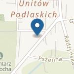 Gminne Przedszkole w Łukowej na mapie