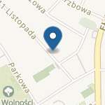 Przedszkole Miejskie nr 1 w Grajewie na mapie
