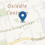 Przedszkole nr 5 w Sokółce na mapie
