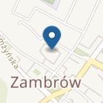 """Miejskie Przedszkole Nr1 """"Akademia Malucha"""" w Zambrowie na mapie"""