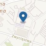 """Elastyczne Przedszkole przy Wse w Białymstoku """"Orzełek"""" na mapie"""