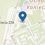 """Miejskie Przedszkole """"Słoneczna Ósemka"""" w Ełku na mapie"""