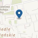 """Przedszkole Samorządowe nr 3 """"Miś Uszatek"""" w Słubicach na mapie"""