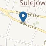 Samorządowe Przedszkole w Sulejowie na mapie