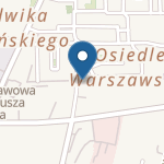Przedszkole nr 2 w Wieruszowie na mapie