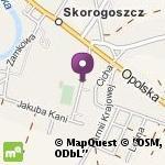 Przedszkole Publiczne w Skorogoszczy na mapie