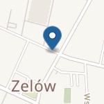 Przedszkole Samorządowe nr 4 im. Jana Brzechwy w Zelowie na mapie