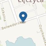 Przedszkole nr 2 w Łęczycy na mapie