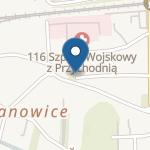 Akademia Przedszkolaka Nemo na mapie