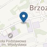 Przedszkole Samorządowe nr 1 im. Bł. Faron w Brzozowie na mapie
