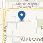 Miejskie Przedszkole nr 5 w Ciechanowie na mapie