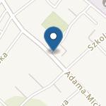 Przedszkole w Ciechanowcu na mapie