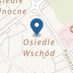 Miejskie Przedszkole nr 4 w Zambrowie na mapie
