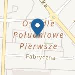 Miejskie Przedszkole nr 6 w Zambrowie na mapie