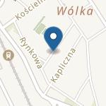 Miejskie Przedszkole Samorządowe nr 2 w Mławie na mapie