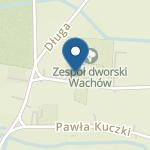 Publiczne Przedszkole w Wachowie na mapie
