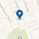 Miejskie Przedszkole nr 2 im. Jana Brzechwy w Knurowie na mapie