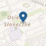 """Miejskie Przedszkole nr 20 im. """"Przedszkole pod Topolą"""" w Zielonej Górze na mapie"""