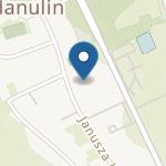Przedszkole Samorządowe w Hanulinie na mapie