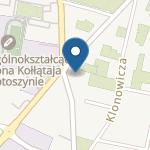 Przedszkole nr 2 w Krotoszynie na mapie