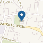 Gminne Przedszkole Publiczne w Lubrzy na mapie