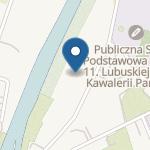 Miejskie Przedszkole nr 2 w Żaganiu na mapie