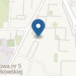 """Prywatne Przedszkole """"Jaś i Małgosia"""" na mapie"""