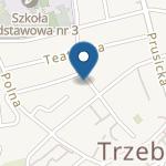 Gminne Przedszkole nr 2 w Trzebnicy im. Polskiej Niezapominajki na mapie