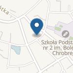 Miejskie Przedszkole nr 2 w Jeleniej Górze na mapie