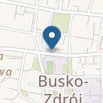 Publiczne Przedszkole nr 2 w Busku-Zdroju na mapie
