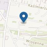 """Przedszkole Niepubliczne """"Smerfuś"""" w Busku-Zdroju na mapie"""